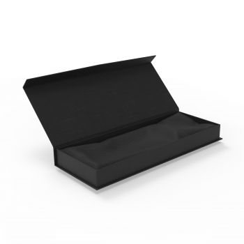 Black Gift Box with bean bag
